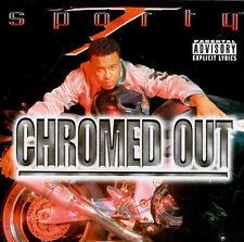Sporty T: Chromed Out Explicit Lyrics Audio Cassette