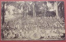 1920's School Children Keiki St Louis College Honolulu TH Hawaii