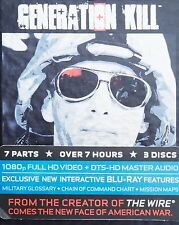 Generation Kill: The Complete Miniseries Box / Set Bluray New