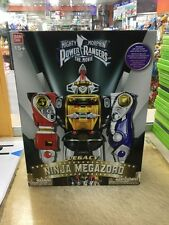 BANDAI Mighty Morphin Power Rangers Movie Legacy Ninja Megazord Brand New Sealed
