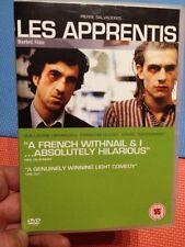 Les Apprentis-Guillaume Depardieu Francois Cluzet(R2 DVD)French Withnail & I Sub