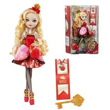 Ever After High Puppe - Royal Apple White