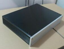 L3406 Aluminum enclosure chassis case for preamp DAC silver front 340Wx62Hx248D