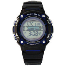 Casio Men's Tough Solar Powered Tide and Moon Digital Sport Watch - WS210H-1AV