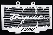 "Radiator cover radiator guards suzuki 1200 bandit 96 > 00 ""hold up"" + argent grill"