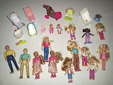 Fisher-Price Loving Family Dollhouse Furniture People Figures & Accessories
