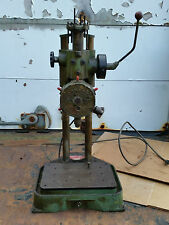 Burgmaster 6 Spindle Turret Drill Press Tapping Boring Machine Model B-5698