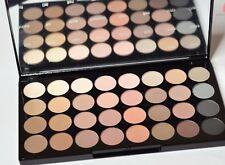 MAKEUP REVOLUTION Ultra 32 Shade Eyeshadow Palette FLAWLESS MATTE 32 PIECE