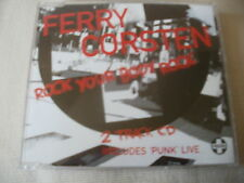 FERRY CORSTEN - ROCK YOUR BODY ROCK - POSITIVA DANCE CD SINGLE