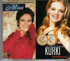 (171N) Mini/Eveliina Kurki, split single - 1999 CD