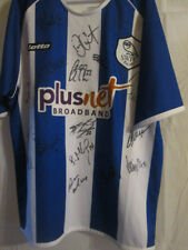 Sheffield Wednesday Home Football Shirt Signed by 2007-2008 Squad with COA 14992