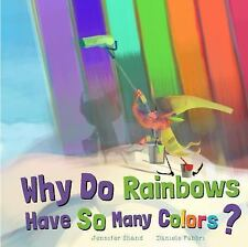 Why Do Rainbows Have So Many Colors, Jennifer Shand, New Books