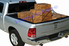 6' x 8' FOOT NYLON BUNGEE CORD PICKUP TRUCK BED CARGO HOLD DOWN NET NETTING LOAD