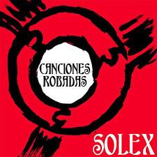 """SOLEX Canciones Robadas 10"""" . patrullero mancuso nomeansno mudhoney pussy galore"""