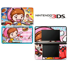 Vinyl Skin Decal Cover for Nintendo 3DS - Cooking Mama
