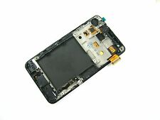 Full LCD Display+Touch Screen+Frame FOR Samsung Galaxy S 2 II i9100~Black