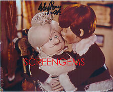 Santa Claus is Coming to Town signed photo Mickey Rooney Rankin Bass TV special