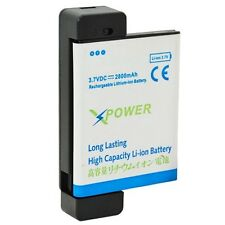 Mini Micro USB Mobile Phone Li-ion Battery Charger For Samsung Galaxy LG HTC