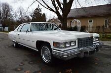 Cadillac: DeVille 2 DR COUPE