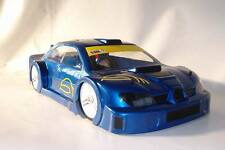 1/8 Scale GT RC Car body Shell BYSM For GTP2 Kyosho GT Serpent Traxxas Slash SM7