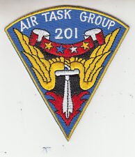VFA-105 AIR TASK GROUP 201 SHOULDER PATCH