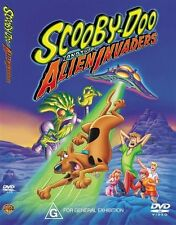 Scooby Doo And The Alien Invaders (DVD, 2001)