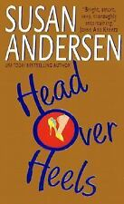 Head Over Heels (Marine, Book 1), Susan Andersen, Good Condition, Book