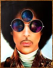 PRINCE Art Official Age 2014 Ltd Ed New RARE Poster Display +FREE Rock Poster!