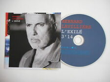 BERNARD LAVILLIERS : L'EXILE [ CD SINGLE ] ~ PORT GRATUIT