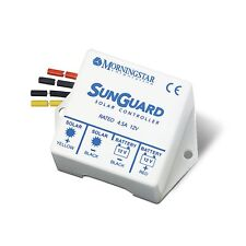 Morningstar SG-4 SunGuard- 4.5 amp 12 volt Solar Charge Controller SG4
