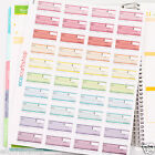 40 MONTHLY PAY DAY BILL DUE DATE CHECK Life Planner Sticker For Erin Condren R19