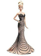 ZUHAIR MURAD Barbie Doll - NRFB - Mint - Gold Label
