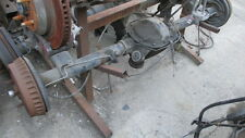 88 MUSTANG REAREND DIFFERENTIAL ASSEMBLY FOX CHASSIS