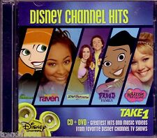 Disney Channel Hits Take 1 2CD Classic Greatest Disney Soundtracks HILLARY DUFF