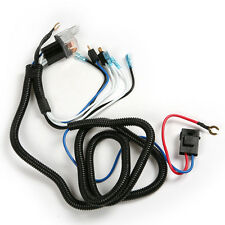 DC 12V Car Truck Horn Wire Harness Relay Kit for Auto Horn Modification