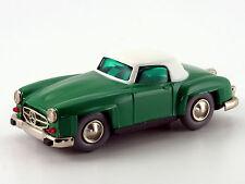 Lilliput Micro-Racer Mercedes 190 SL grün-weiß # 106