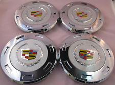 2007-2013 4pcs, Cadillac Escalade wheel Center hub Caps SET 9596649 9597950