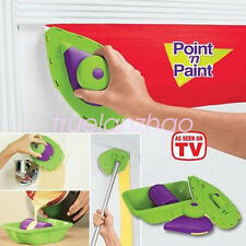 Paint Roller Perfect Speed Home Painting Ssytem Point N Paint As Seen On TV