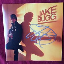 Jake Bugg Signed Self Titled CD Authentic In Person Autograph