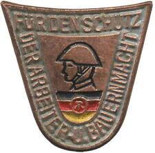DDR B.0839a NVA-Reservistenabzeichen Bronze