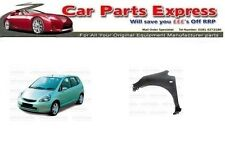 HONDA JAZZ 2002 - 2008 FRONT WING PAINTED N/S LEFT PAINTED NEW ANY COLOUR