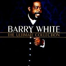 "BARRY WHITE ""THE ULTIMATE COLLECTION"" CD NEUWARE CD NEU"