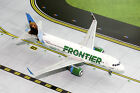 GEMINI JETS FRONTIER AIRLINES AIRBUS A320 1:200 DIE-CAST NEW LIVERY G2FFT514