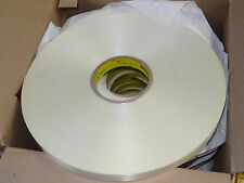 1 new 3M Scotch 898 Polypropylene Film Filament Tape, 330m x 18mm, Clear 39802