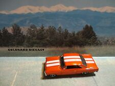 Hot Wheels 40 Years Set Loose Orange '66 Nova