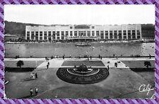 Toulouse - Parque municipal de sports, postal- la Piscina vista del'entrada