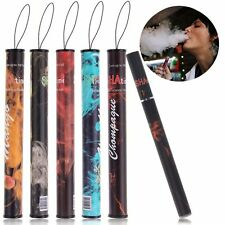 MINI Shisha Pen Stick Disposable Electronic Hookah 30 Flavours 500 Puffs Smoke