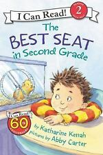 The Best Seat in Second Grade (I Can Read Level 2) - Good - Kenah, Katharine - P