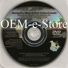 2009 2010 2011 2012 Chevrolet Traverse LS LT LTZ Navigation DVD Map U.S Canada