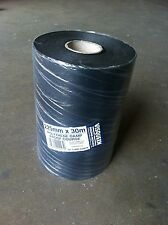 Roll of Visqueen 225mm x 30Mtr Damp Proof Course DPC Membrane